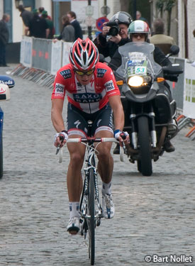Danish champion Matti Breschel