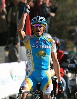 Tour de France favorite Alberto Contador