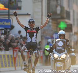 Xavier Tondo - Cervelo TestTesteam